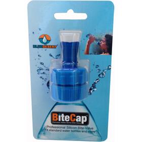 BlueDesert Ustnik do bidonu dla butelek standardowych  niebieski